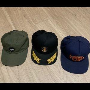 🌺3 hats